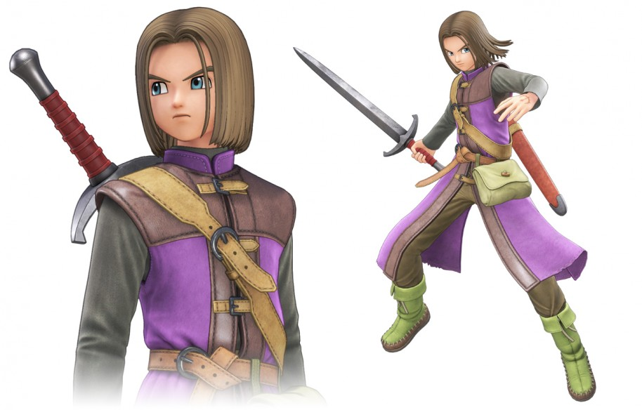 Dragon Quest XI PC
