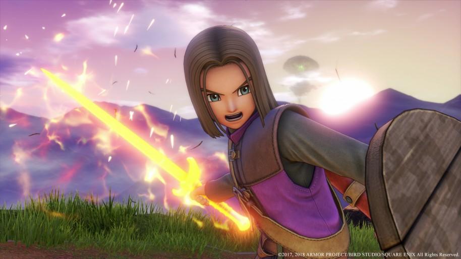 Dragon Quest XI S: Yuji Horii nos presenta a los protagonistas de Dragon Quest XI