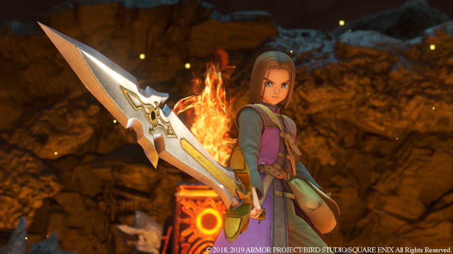 Dragon Quest XI S: Dragon Quest XI para Switch, ¿una gran manera de jugar a DQXI?