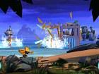 Angry Birds Transformers - Pantalla