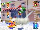 Super Mario Sunshine - Pantalla