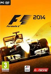 Carátula de F1 2014 - PC