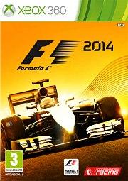 Carátula de F1 2014 - Xbox 360