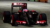 F1 2014: Vuelta Rápida Singapore