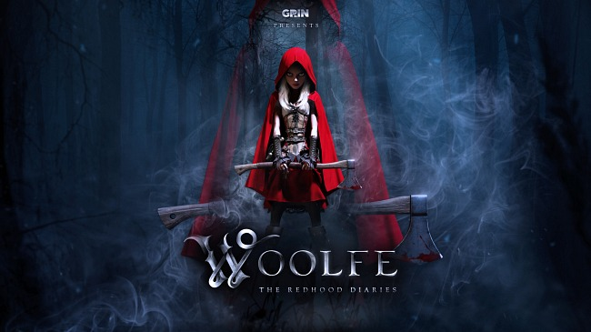 Woolfe: The Redhood Diaries