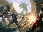 The Witcher Battle Arena - Pantalla