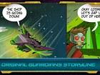 Guardians of the Galaxy - Pantalla