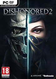 Carátula de Dishonored 2 - PC