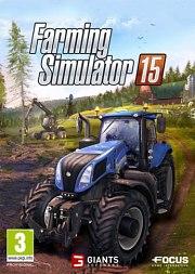 Carátula de Farming Simulator 15 - PC