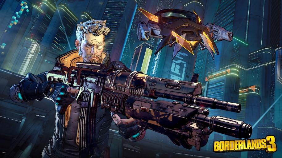 Borderlands 3: Borderlands 3 y su locura no fallan en el E3 2019. Un juego muy sólido