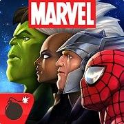 Carátula de Marvel Batalla de Superhéroes - iOS