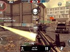 Modern Combat 5 Blackout - Pantalla