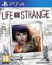 Carátula de Life is Strange - PS4