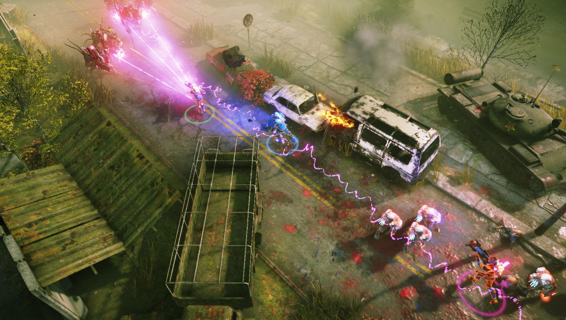 Alienation Estrena Su Multijugador Local El 5 De Julio 3djuegos