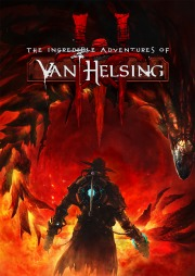 Carátula de The Adventures of Van Helsing III - PS4