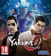 Carátula de Yakuza 0 - PC