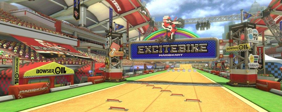 Mario Kart 8 - The Legend of Zelda Wii U