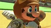 Mario Kart 8 - The Legend of Zelda: Estadio Excitebike