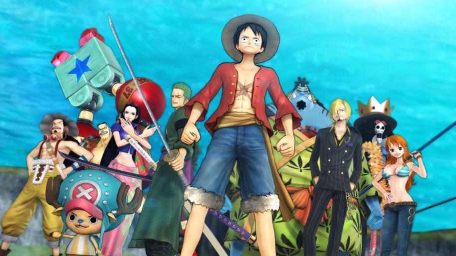One Piece Pirate Warriors 3: One Piece Pirate Warriors 3: Aventuras y batallas campales!