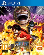 Carátula de One Piece: Pirate Warriors 3 - PS4