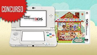 Sorteamos una New Nintendo 3DS + Animal Crossing cada día de octubre