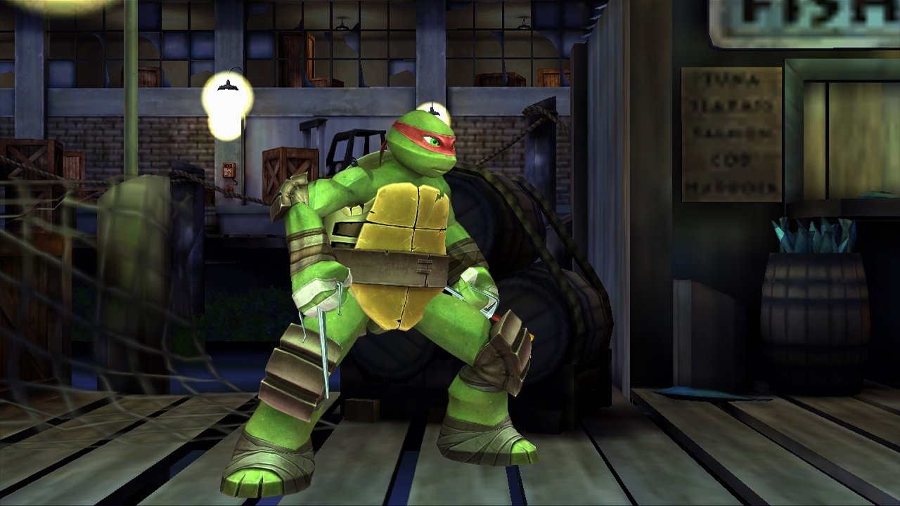 Imgenes de Teenage Mutant Ninja Turtles La Amenaza del Mutgeno