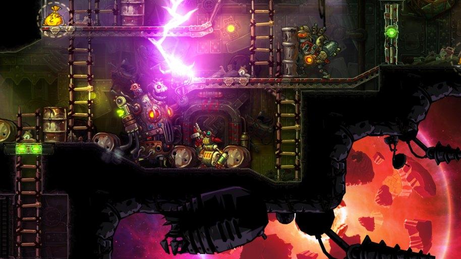 SteamWorld Heist Ultimate Edition