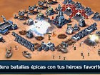 Star Wars Commander - Pantalla