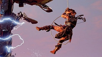 Video Horizon: Zero Dawn, 4K Gameplay
