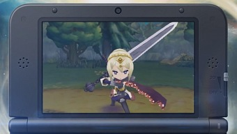 Video The Legend of Legacy, Liber y Garnet