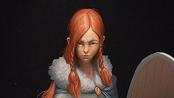 Eitr: Un Dark Souls de estilo retro combinado con Diablo
