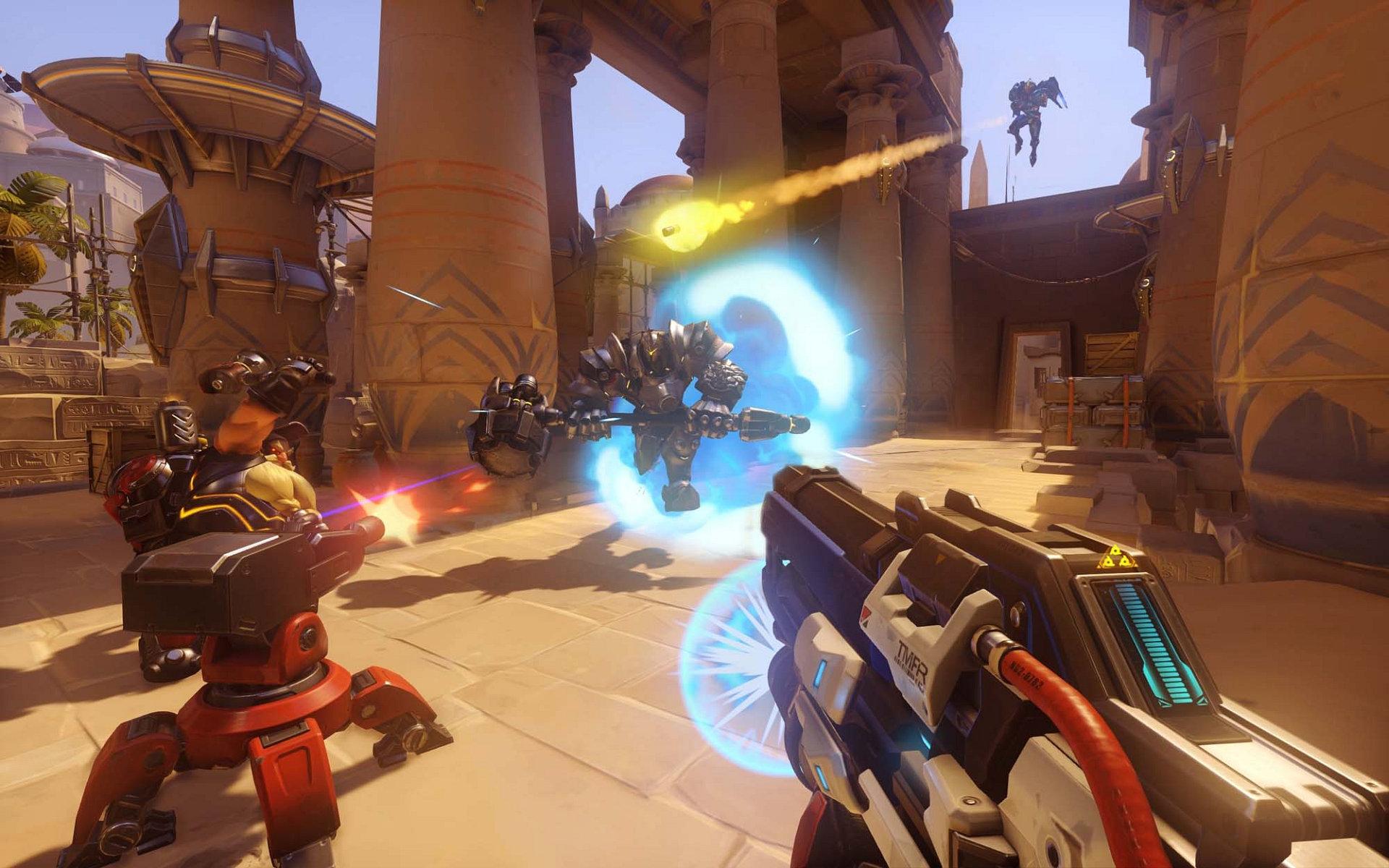 Blizzard reanudará la beta cerrada de Overwatch la semana que viene ...
