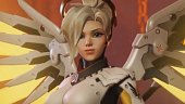 Video Overwatch - Overwatch: Mercy - Gameplay