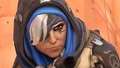 Video Overwatch - Ana, la nueva heroína (apoyo) de Overwatch