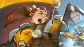 Video Overwatch - ¡Nuevo personaje en Overwatch! Tráiler de presentación de Brigitte