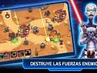 Star Wars Galactic Defense - Pantalla