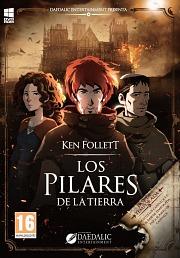 Carátula de Los Pilares de la Tierra - PC