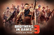 Carátula de Brothers in Arms 3: Sons of War - iOS