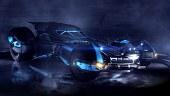 Rocket League: Car Pack de la Liga de la Justicia
