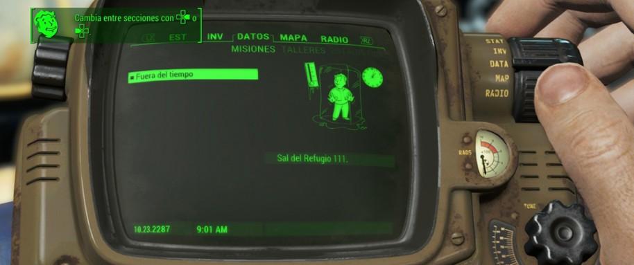 Fallout 4: Fallout 4: Ayudas esenciales, guía de supervivencia