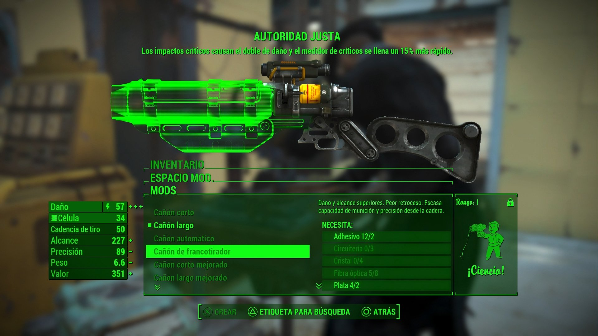 An lisis de fallout 4 para xbox one 3djuegos - Fallout juego de mesa ...