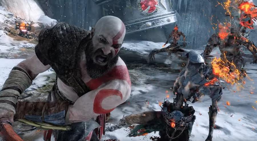 God Of War De Ps4 Presentara Altas Dosis De Sangre Y Gore 3djuegos