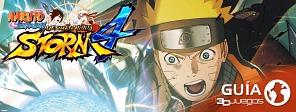 Guía completa de Naruto Ultimate Ninja Storm 4