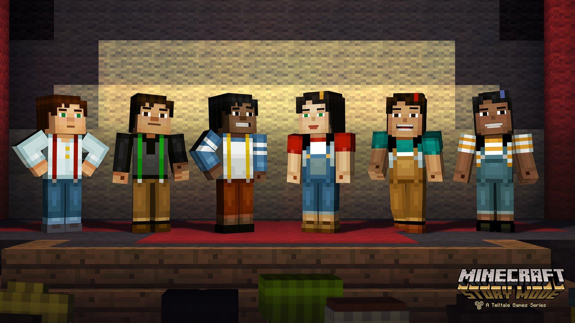 descargar episodio 6 de minecraft story mode