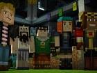 Minecraft Story Mode - Pantalla
