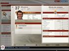 Total Club Manager 2006 - Pantalla