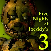 Carátula de Five Nights at Freddy's 3 HD - Xbox One