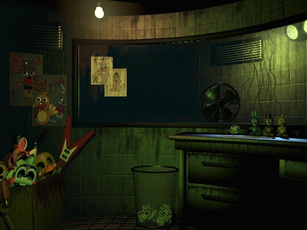 Five Nights at Freddy's 3 para PC - 3DJuegos