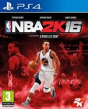 Carátula de NBA 2K16 - PS4
