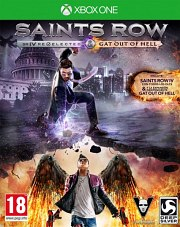 Carátula de Saints Row IV: Re-Elected - Xbox One